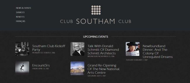 the_Southam_Club