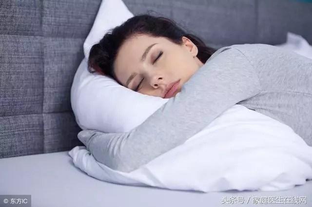 提高睡眠質量。掌握這4個「竅門」。讓你安睡一整夜