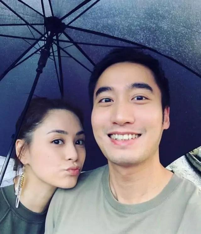 陳冠希前女友楊永晴結婚了,她是白富美曾陪伴陳冠希走過人生低谷!