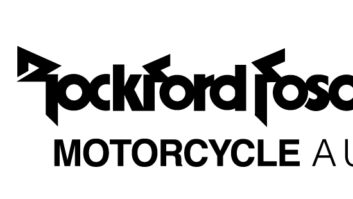 Rockford Fosgate Speakers Now Available for Harley