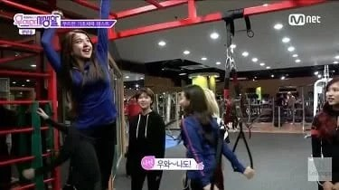 Mnet Twice private life ep2 Chaeyoung 02