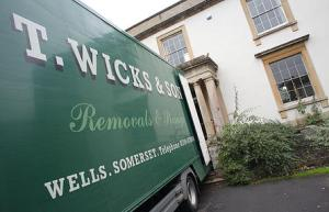 Removals Company Somerset