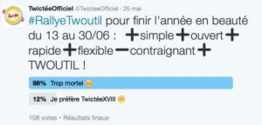 RallyeTwoutil