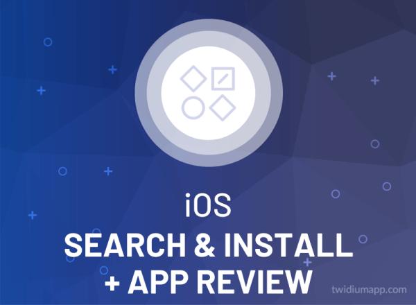 Buy iOS App Search + Reviews