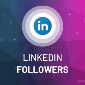 Buy LinkedIn Followers
