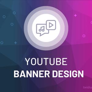 Buy YouTube Banner Design