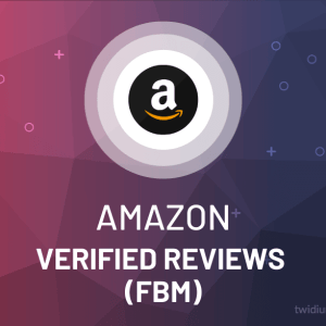 Buy Amazon Verified Reviews (FBM)