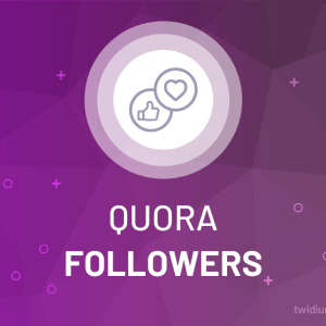 Buy Quora Followers