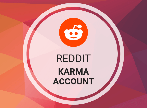 Reddit Account with Karma