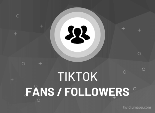 Buy TikTok Fans / Followers