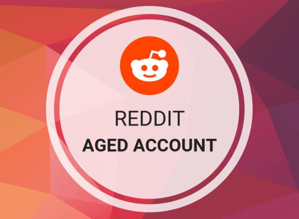 Reddit Accounts (Aged)