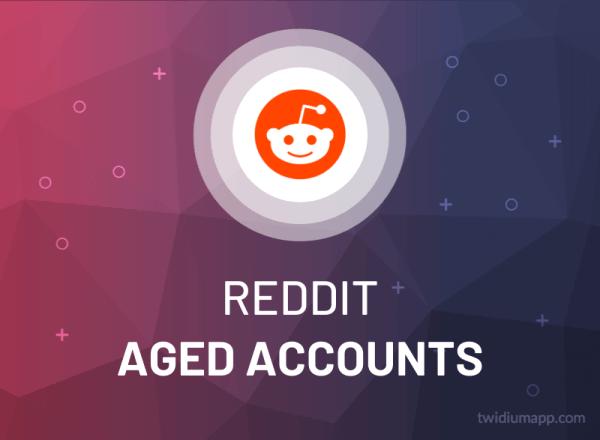 Buy Reddit Aged Accounts
