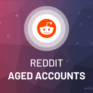 Buy Reddit Aged Accounts