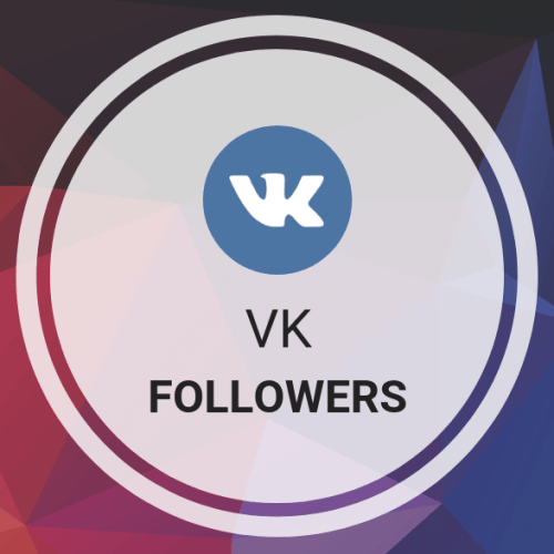 VKontakte Followers