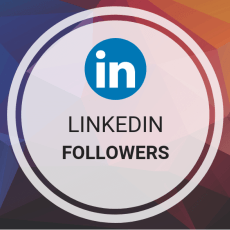 LinkedIn Followers (Person/Company) - 150 LinkedIn Followers