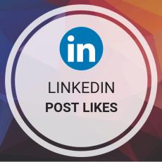 LinkedIn Likes - 150 LinkedIn Post Likes