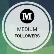 Medium Followers - 133 Medium Followers