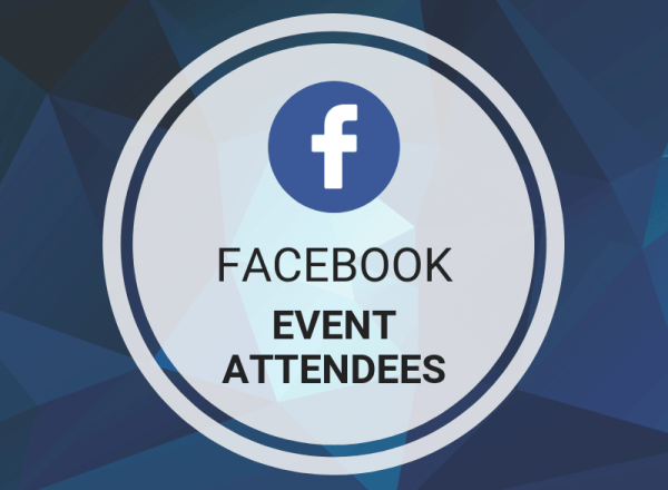 Facebook Event Attendees