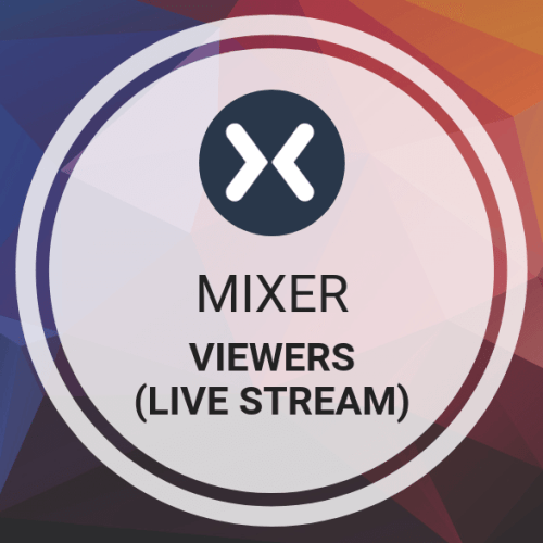 Mixer Viewers (Live Stream)