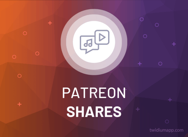 Buy Patreon Shares