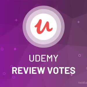 Buy Udemy Review Votes