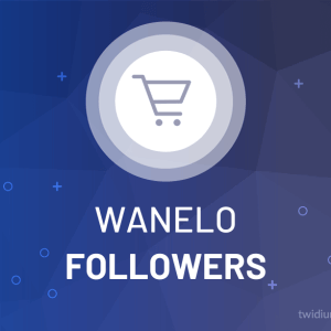 Buy Wanelo Followers