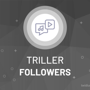 Buy Triller Followers