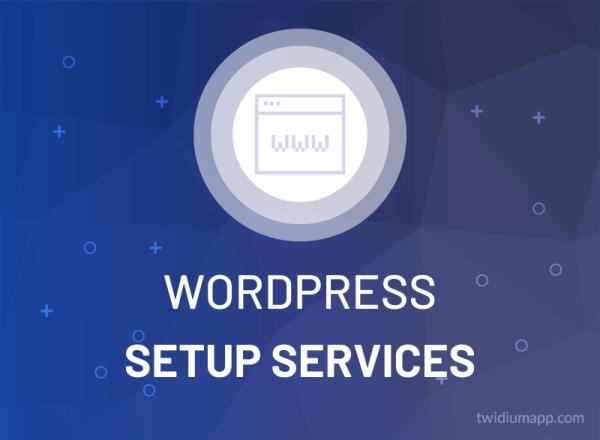 Buy WordPress Setup Services