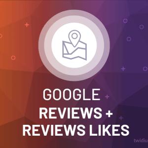 Buy Google Reviews + Reviews Likes (Upvotes)