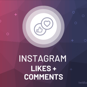 Buy Instagram Likes & Comments
