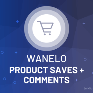 Buy Wanelo Product Saves + Comments