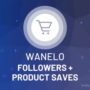 Buy Wanelo Followers + Product Saves