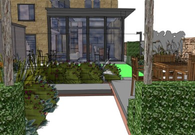 Edinburgh Garden Design Professional Garden Design And