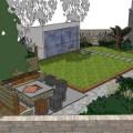 Garden design in portobello edinburgh the twig garden design