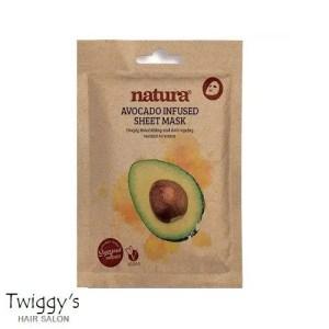 BeautyPro Natura Avocado Face Sheet