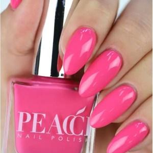 Peacci Nail Polish Aphrodite 10ml