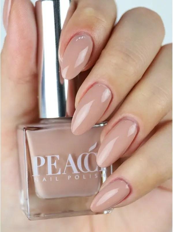 Peacci Nail Polish Nude 10ml