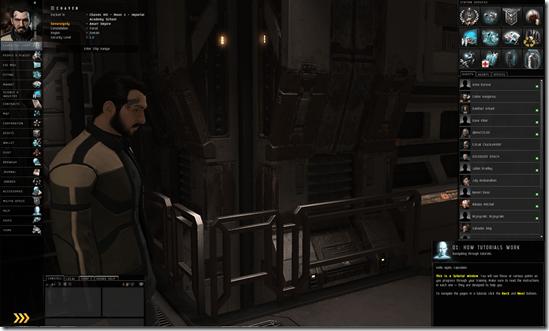 Eve Online kezdés