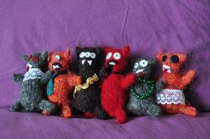 Handmade Monsters