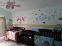 Nursery Themes for Twins - Ideas, photos and more