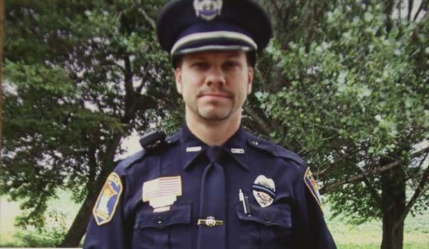 Slain Cold Spring, Minn. police officer Tom Decker. (AP Photo/Courtesy of family via St. Cloud Times)