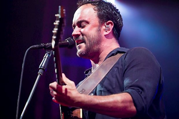 Dave Matthews performs at the Xcel Energy Center on Wednesday, July 1, 2015. (Photo courtesy Joe Lemke)