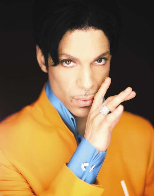 Prince, in June 2007