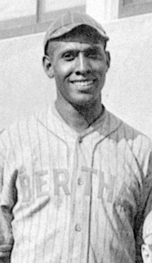 John Wesley Donaldson pitched for the Bertha Fishermen and other Minnesotasemi-pro teams in the 1920s.