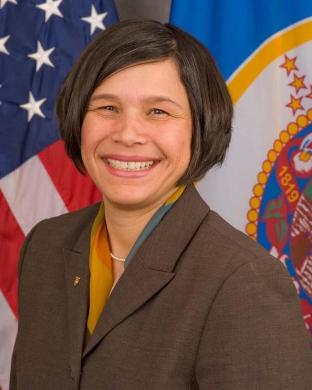 Minnesota Education Commissioner Brenda Cassellius.