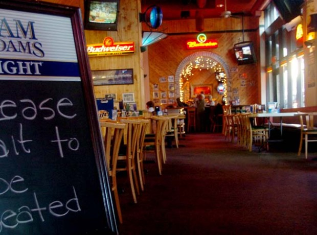 Wild Tymes, a downtown St. Paul bar and restaurant.