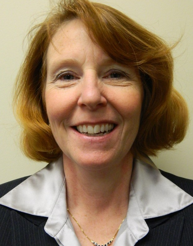Molly O'Rourke was named Washington County Administrator January 17, 2012.
