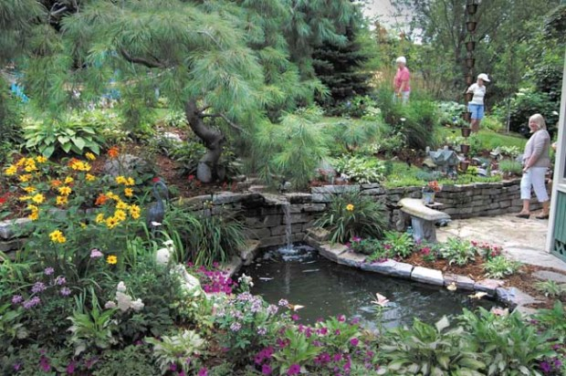 The Minnesota Arboretum