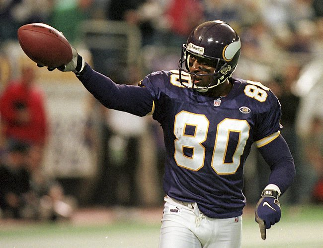 Cris Carter 80 things about exViking as he enters Hall