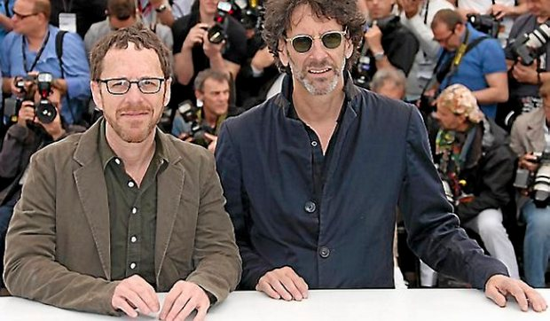 Ethan, left, and Joel Coen